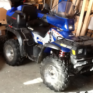 2004 VTT polaris sportsman 700 Twins 4x4