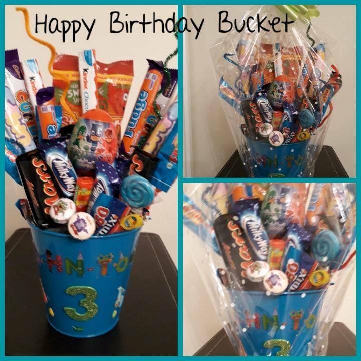 Birthday Bucket Of Goodies