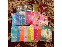 Fairy Books Set of 20 inc Disney Fairies