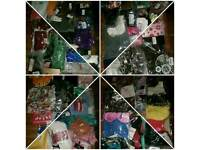 Wow clothes bundle joblot carboot or stall