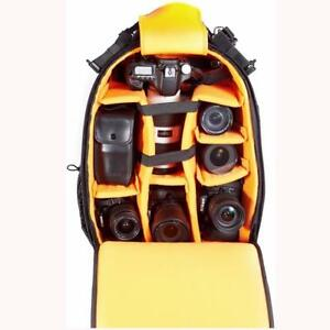 Camera Bag :  Backpack / Shoulder Bag/ Bladder Liner Case Bag