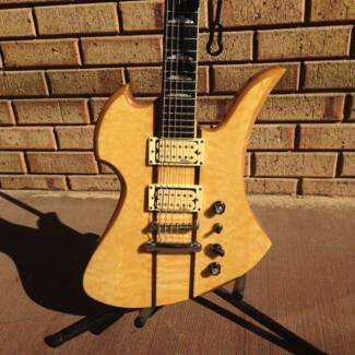 B.C. Rich NJ Classic Mockingbird - Electric Guitar Caversham Swan Area Preview