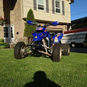Looking for blown up ATV/DIRTBIKES