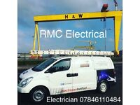 🔴 Electrician Belfast 07846110484 , well established business no messing about we get job done