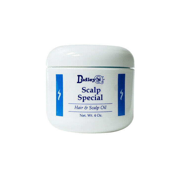 Dudley's Scalp Special Hair&Scalp Oil 4oz. Hair Care & Styling