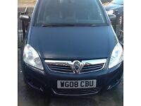 Vauxhall zafira elite cdti 150