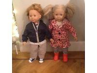 Chad Valley Dolls