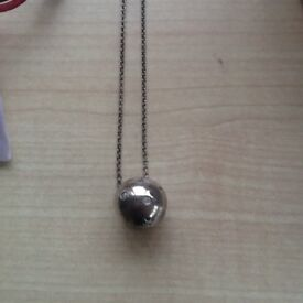 Spree of life knecklace in box to clear reduced to 9.99