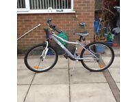 Girls B-twin bike