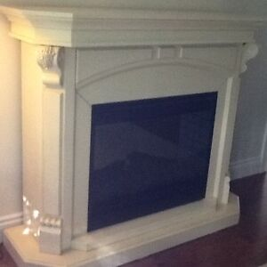 Classic Electric Fireplace