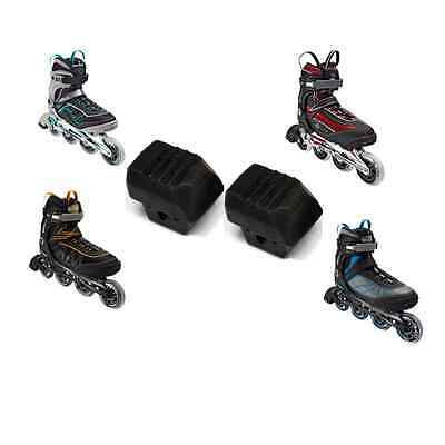 STOPPER CRIVIT Inline Skates DOPPELPACK Erwachsene 2014 Bremsgummi Lidl 88100 +