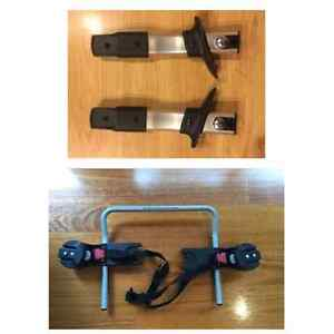 City Jogger Car Seat Adapter & Second Seat Adapter Brackets Doonside Blacktown Area Preview