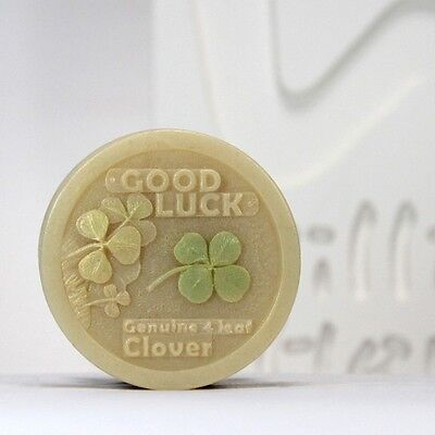 Four leaf clover - Handmade Silicone Soap Mold Candle Mould Diy Craft Molds
