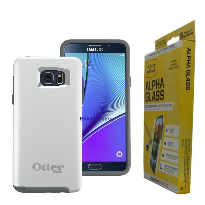 OtterBox Galaxy Note5 Symmetry Series Case - Smartphone -