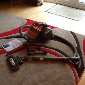 Dyson DC39 Cylinder vacuum cleaner.