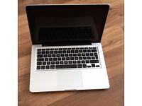 "MACBOOK PRO13"" i7(USB3 NOT 2)PROFESSIONAL ,SUPPER FAST MACHINE PRISTINE CONDITION 500gb 6gb R"