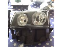 VW T4 Angel eye headlights & indicators