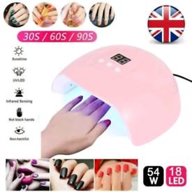 UV nail dryer & Poly Gel set