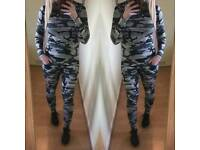 Camouflage Loungesuit