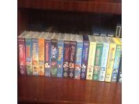 Disney VHS Videos