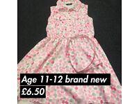Kids clothes 11–12