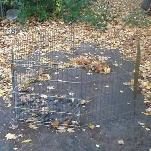 Large Outdoor Pet Cage
