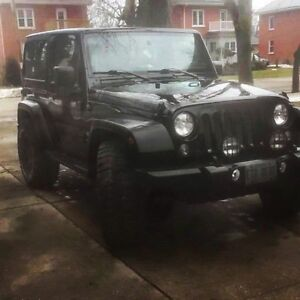 2014 Jeep Wrangler. Need Gone ASAP