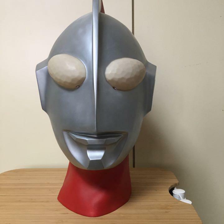 Ultraman Head 1/1