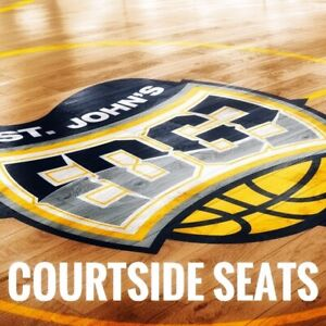 2 St. John's Edge Courtside Tickets for Monday, Apr. 22nd