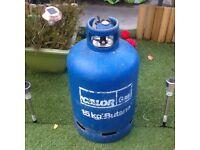15k calor gas cylinder & gas