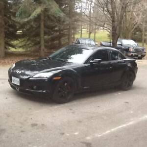 2004 Mazda RX-8 GT Manual 6 Speed