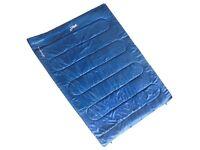 Sleeping Bag Double Gelbert Brand - As New Never Used