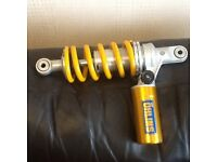 Ducati Ohlins rear shock
