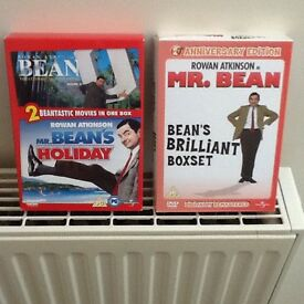 MR Bean box sets