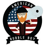 American Bubble Boy