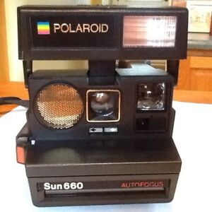Polaroid 600 Camera    Sold pending p.u.