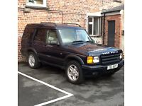 Land Rover Discovery2 TD5. 2001