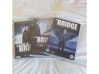 The Bridge. Series 1 -3