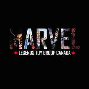 CALLING ALL CANADIAN MARVEL LEGENDS COLLECTORS
