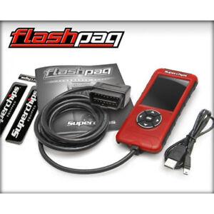 Superchips 1842 Flashpaq Tuner for Ford Diesel/Gas Engine