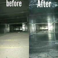 Mega Deal Unlimited Ducts & Vents cleaning $140