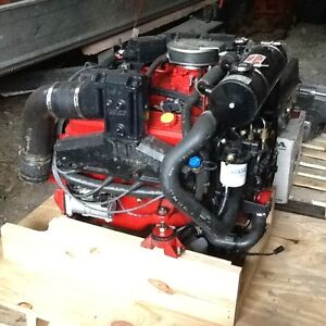 Used 350 Volvo motor and leg