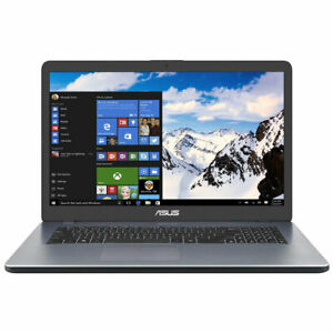 "Asus N5000 17.3"" Laptop features Intel® Pentium® Silver N5000"