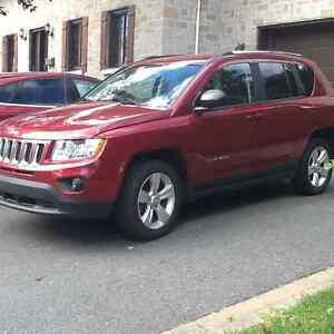 2011 Jeep Compass Fourgonnette, fourgon