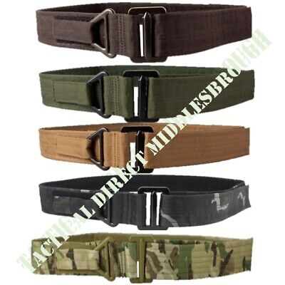 MENS TACTICAL RIGGER BELT EXTREMELY TOUGH 30