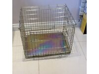 Dog crate, suitable for puppy/small dog