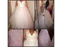 Wedding Dress NEW NEVER BEEN WORN