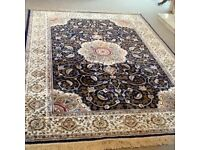 Kashmir Rug in excellent condition