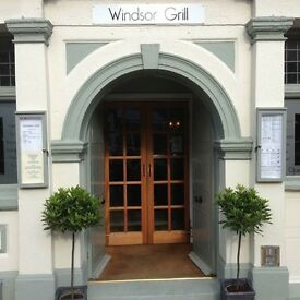 Assistant Manager & Waiting Staff (Windsor Grill)