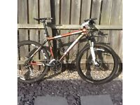 Mountain bike for sale trek 4500